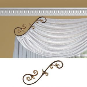 Large Venetian Scroll-1PC Classic