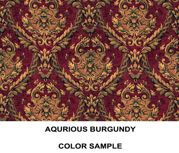 Aquarius Burgundy