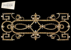 Greek Crown-1PC Crsytal