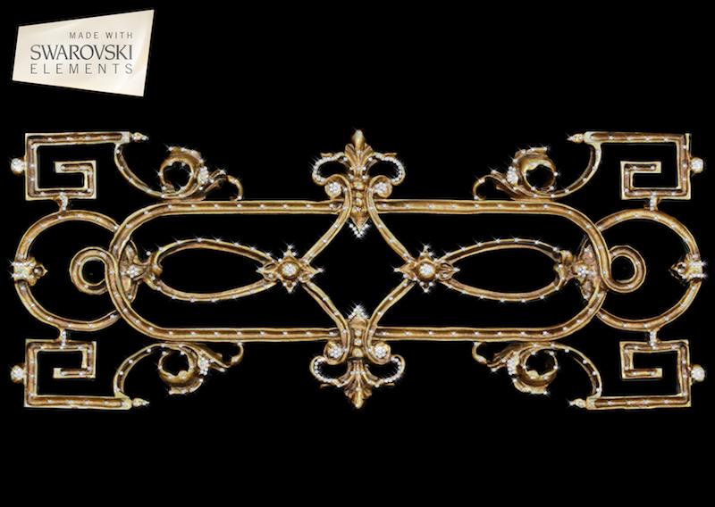 Greek Crown-1PC Crsytal