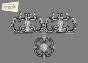 Bellagio Crown-2PC-Gem