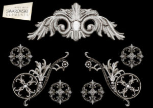 Estella Crown-7PC Crystal 20% Off