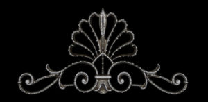 French Crown-1PC Crystal