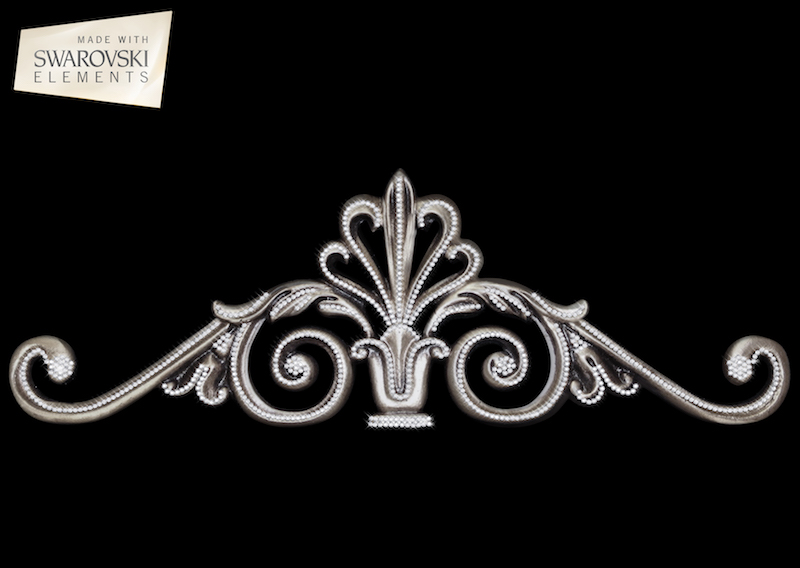 Estella Crown-1PC Crystal