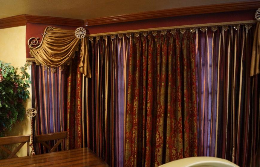 custom made drapes and valances, custom made living room curtains, best curtain designs, best custom window treatments