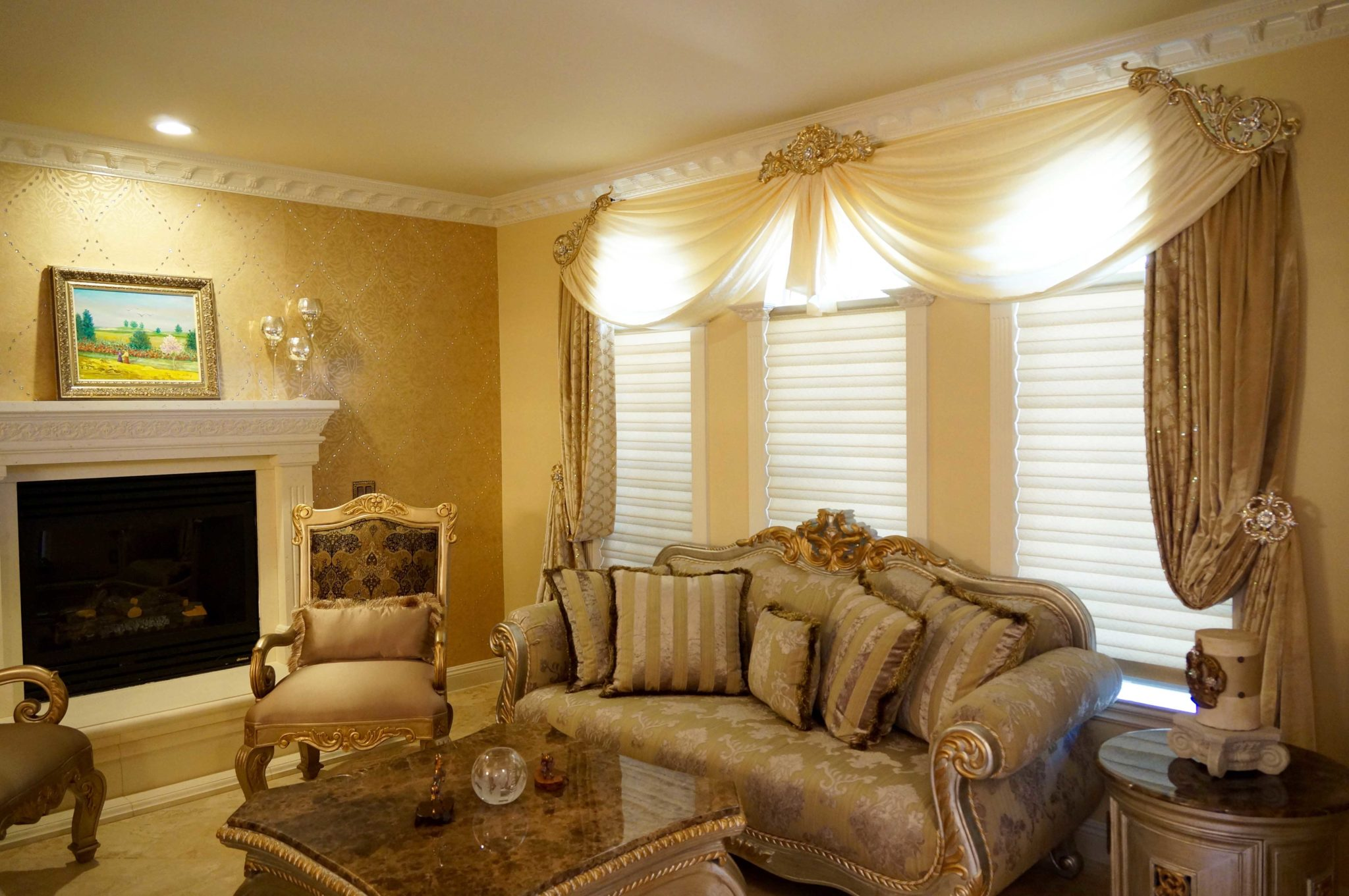 Royal drapery designs – Why curtains are Important.