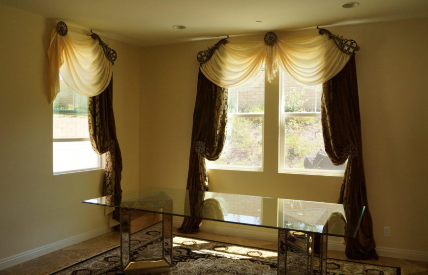 which curtains look best