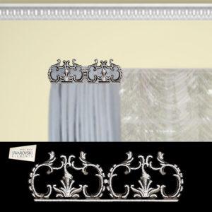 Bellagio Crown- 1PC Crystal