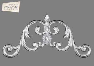 Venetian Crown- 1PC Gem