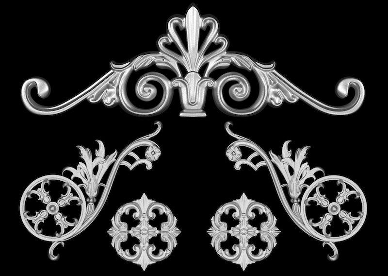 Estella crown-5pc-classic