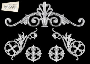 Estella-Crown-5PC Crystal