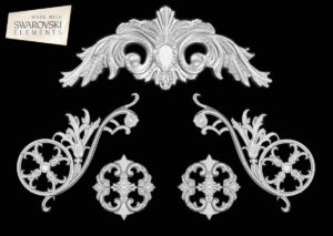 Estella Crown-5PC Crystal -30%Off