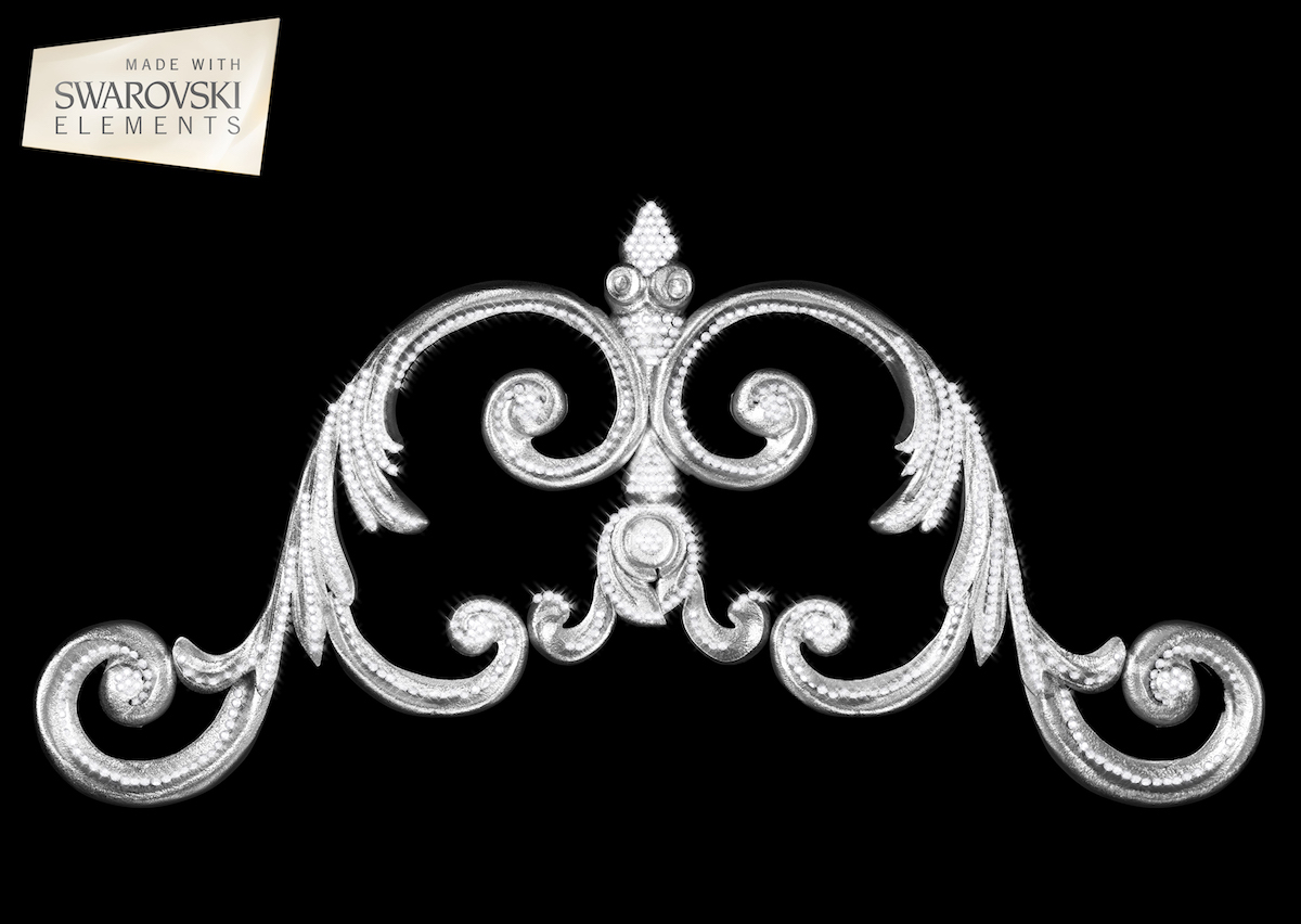 Venetian Crown-1PC Crystal