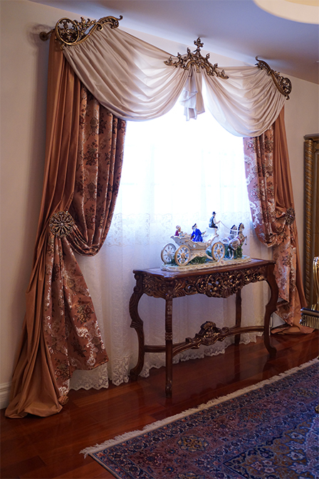 custom drapes order online