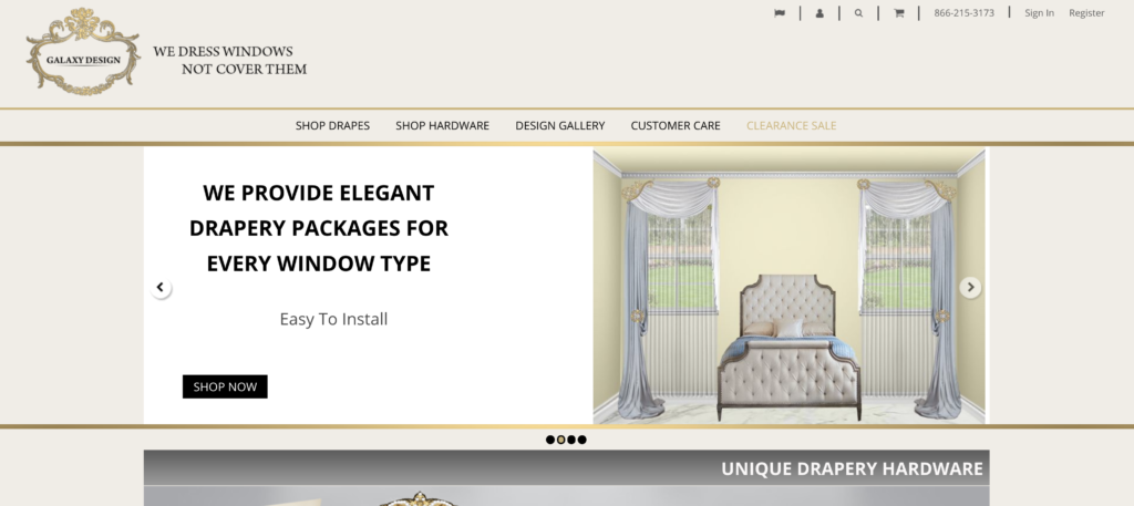 HOW TO ORDER CUSTOM DRAPES WITH VALANCES ONLINE