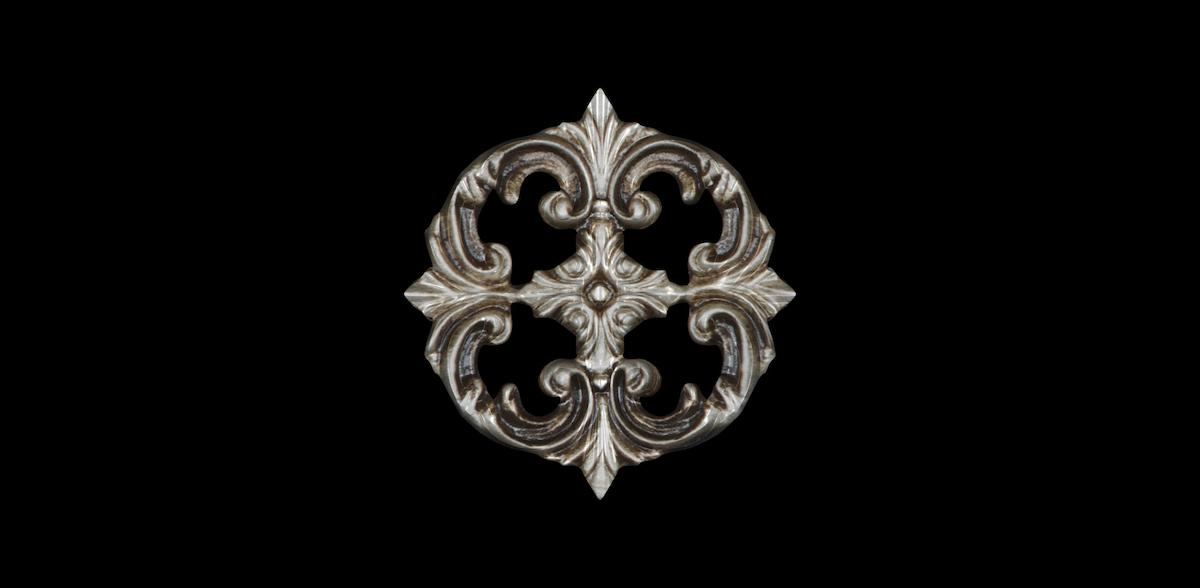 large medallion -1pc-classic