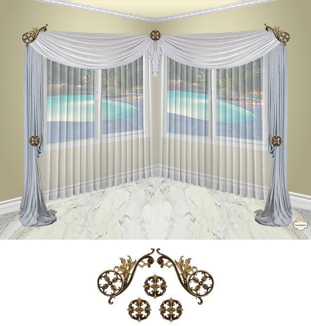 Estella scroll-5pc-classic (corner)