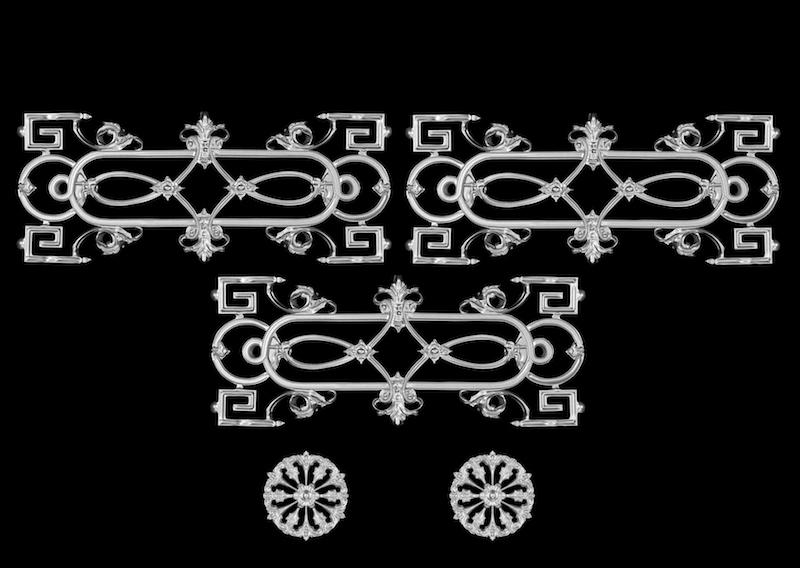 Greek Crown-5PC Classic