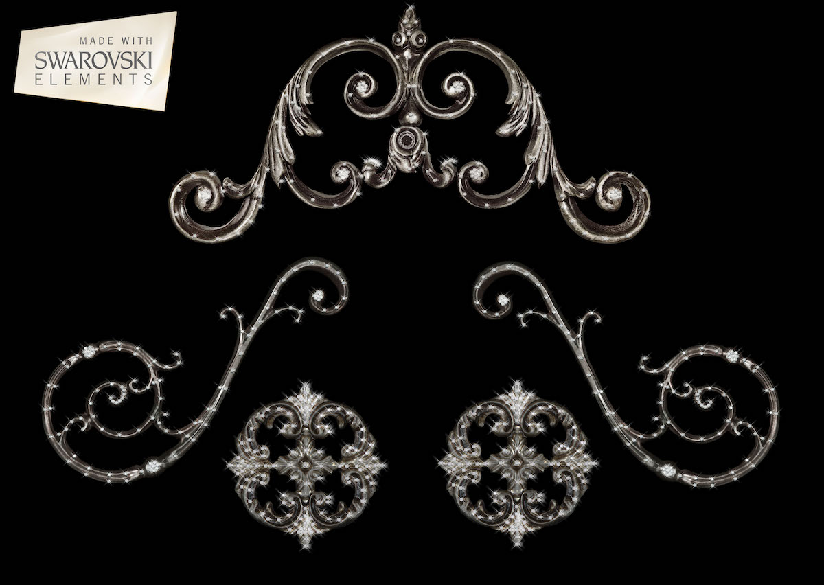 Orion Crown-5PC Crystal