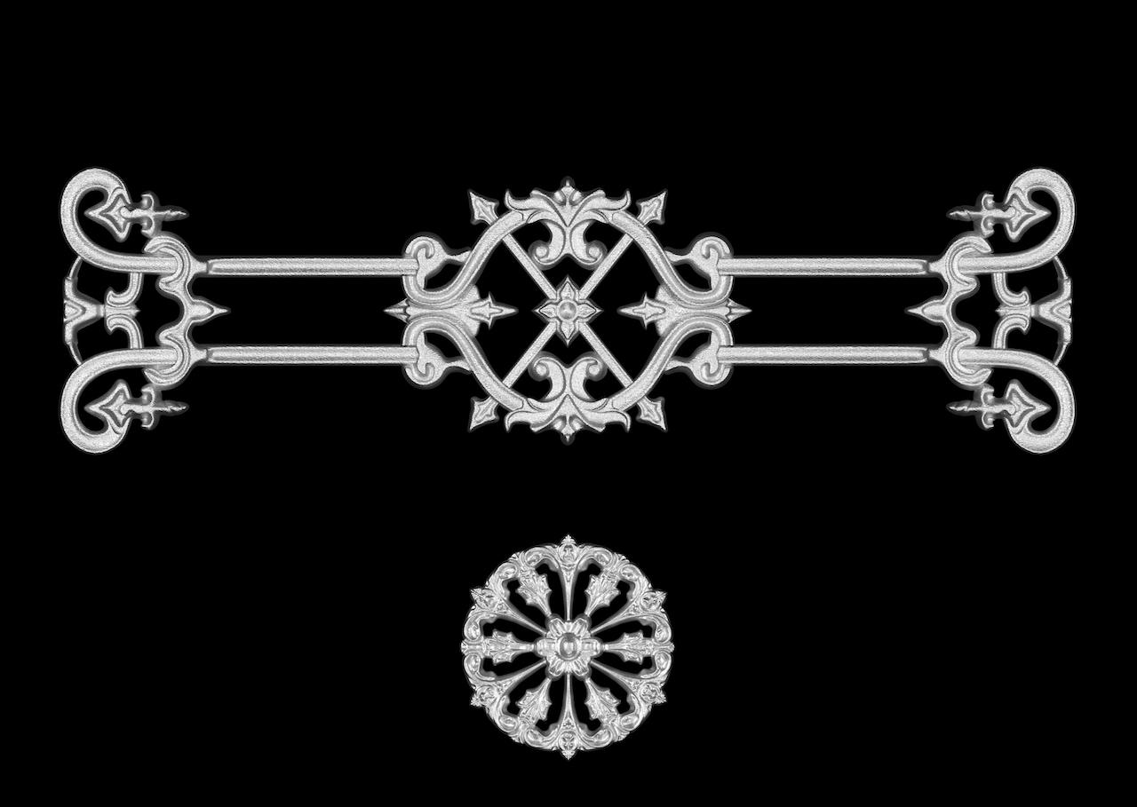 Zodiac crown-2pc-classic