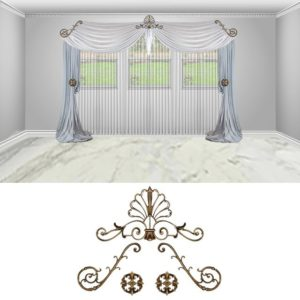 Florence crown-5pc-classic