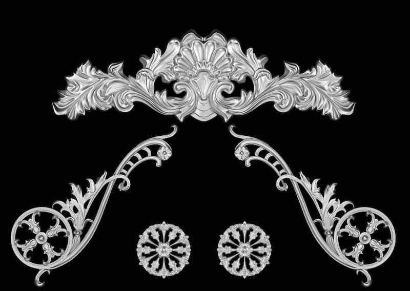 Caesar crown-5pc-classic