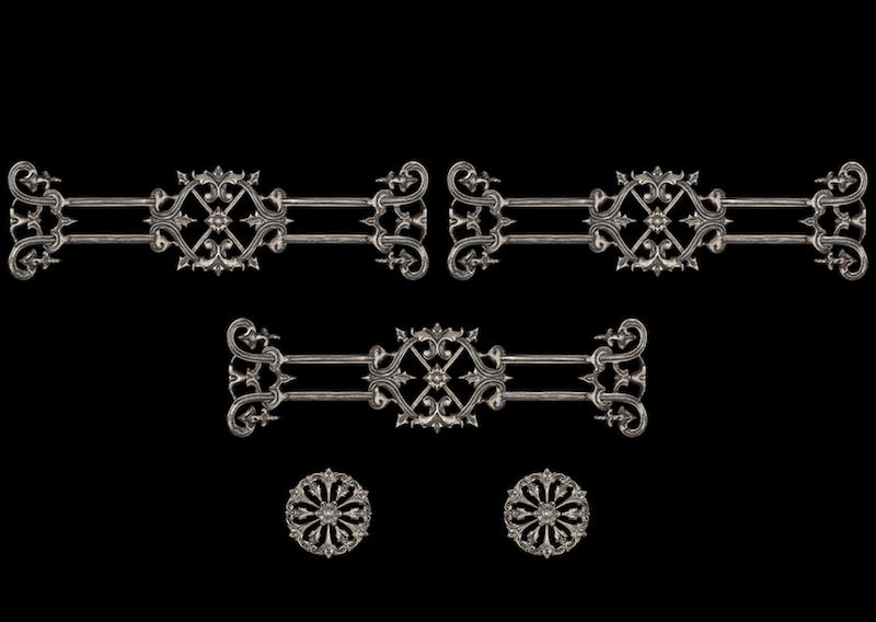 Zodiac crown-5pc-classic