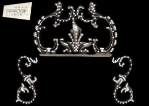 Sheraton Crown-3PC Crystal