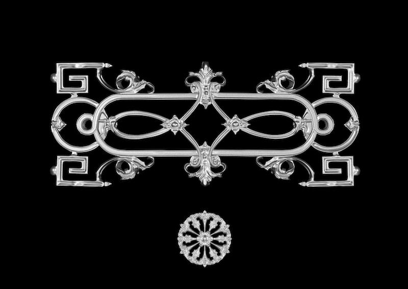 Greek Crown-2PC Classic