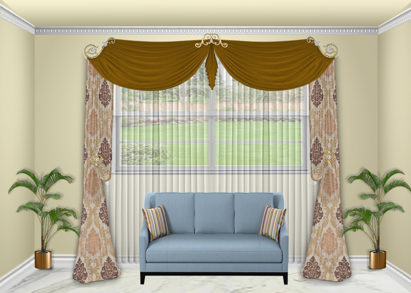 How to choose perfect curtains for your house