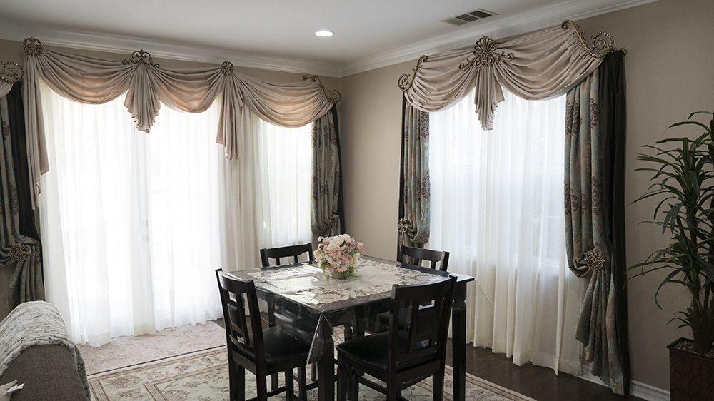 Window treatment choices for your house