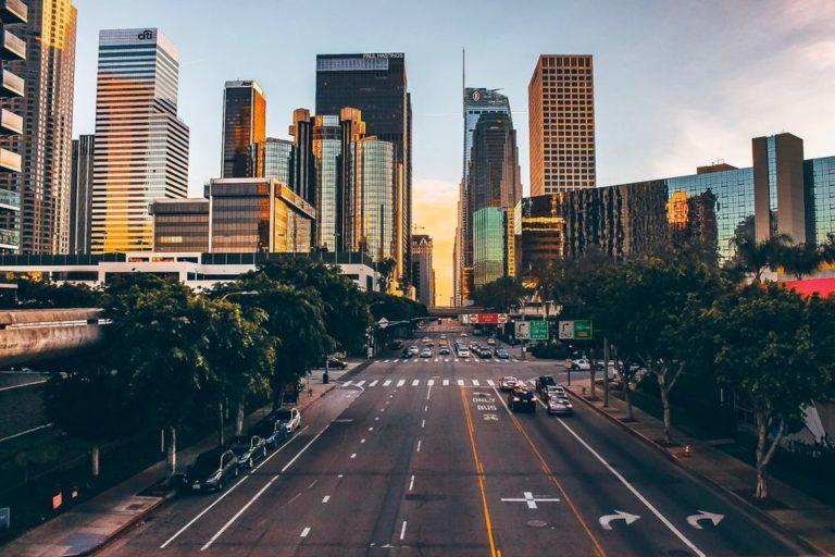 Los Angeles Cal