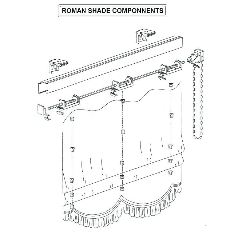roman-shade-continues cord
