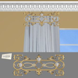 Greek Crown-1PC Gem