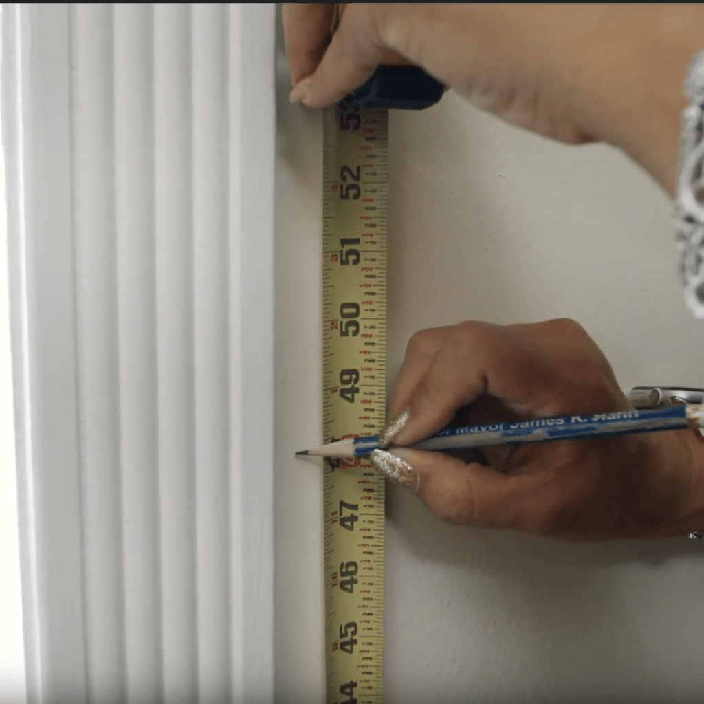 Measure to install