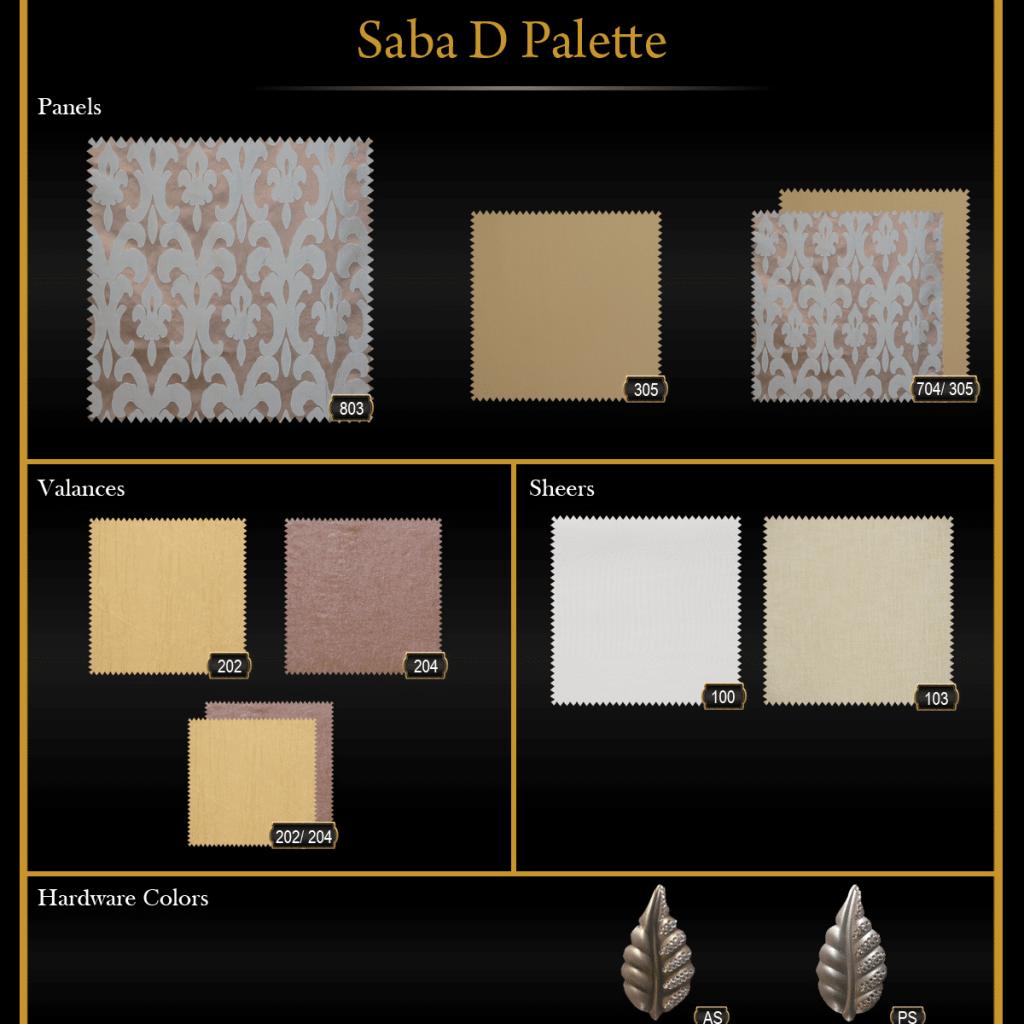 Saba-D-Palette